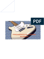 Fundamentos de Guitarra Moderna