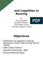 Final Ethics Legalities