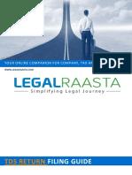 TDS Return Legalraasta