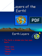 Structure of the Earth..Envi