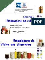 Embalagens de Vidro