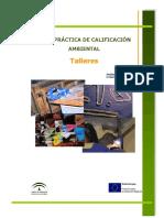 GUIA PRACTICA DE CALIFICACIÓN AMBIENTAL. TALLERES