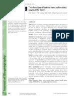 Binney Et Al-2011-Journal of Biogeography
