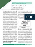 Pharmacology Assessment