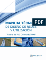 Manual Tecnico Tuberias TOM Molecor