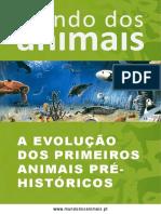 A Evolução dos Primeiros Animais Pré-Históricos