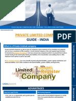 Private Limited Company Guide