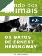 Os Gatos de Ernest Hemingway
