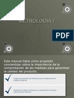 Presentacion de Metrologia