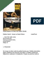 Harold Robbins - Kamen za Danija Fishera.pdf