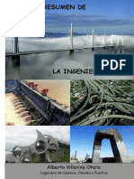 Breve Resumen de La Ingenieria Civil
