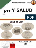 pH Y SALUD