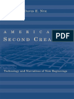 David E. Nye America as Second Creation Technology and Narratives of New Beginnings  2003.pdf