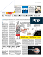 El Reto de La Diabetes en El Adulto Mayor