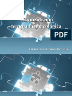 Esquizofrenia terapia farmacologica