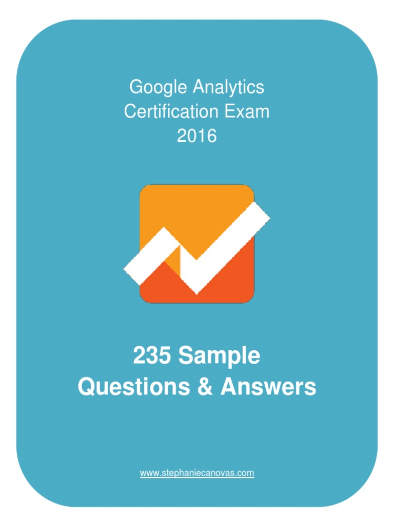 Google Analytics Certification Questions Answers Ad Words Http
