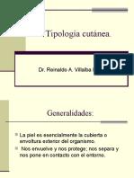 tipologia cutanea 2014
