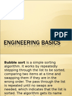 Engineering Basics