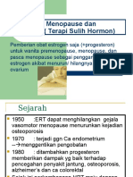 TSH ( Terapi Sulih Hormon)