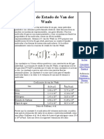 Ecuación de Estado de Van der Waals.docx