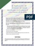 Implicaciones del descubrimiento del mundo microscópico en la salud y el conocimiento de la célula.pdf