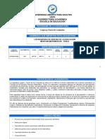 Programa de La Asignatura-Lógica y teoría de conjuntos