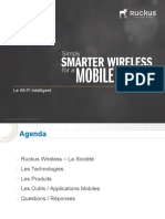 Ruckus Wireless Janvier14