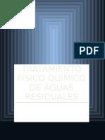 Pracica Nº4 Tratamiento de Aguas Residuales