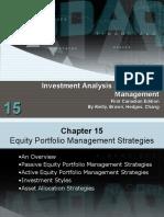 C16Equity Portfolio Management Strategies