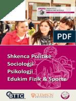 Umb Social Faculty Broshure