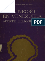 El Negro en Venezuela