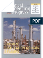 Optimize Distillation Column Revamp