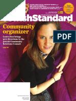 Jewish Standard, October 21, 2016