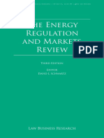 2014 Energy Regulation Markets Review