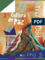 Programa Feria de San José