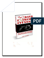 The 30 Day Excersise e Book