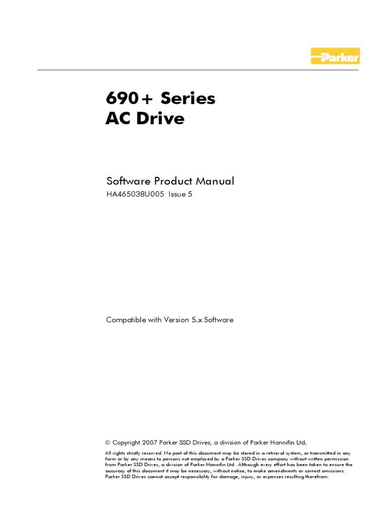 HA465038U005 Issue 5.pdf | Parameter (Computer Programming ...