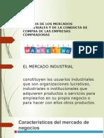 Análisis de Los Mercados Industriales