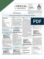 Boletin Oficial 10-06-10 - Tercera Seccion