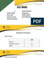 Diapositivas ISO 9000