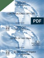 Diapositivas Redes de 100Gbps