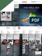 2. RICO Products en 2013 Web