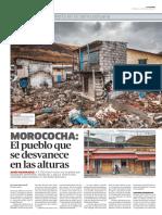 Reportaje Morococha, El Pueblo Que Se Desvanece