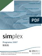 Simplex 2007