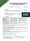 Afiche - [Achs] - Procedimiento de Accidente Del Trabajo y Enfermedad Profesional