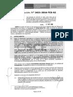 2421-2016_adelantar Horas de Pres.ofertas_nulidad Procedi_debe Haber 3 Dias Entre Posterg y Present