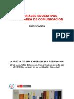 3- Materiales Educativos Taller-Virú