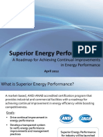 Superior Energy Performance a Roadmap for Achieving Continual Improvements in Energy Performance 2012