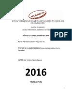 Tarea Investigación Formativa Unidad 2