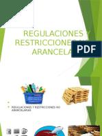 REGULACIONES Y RESTRICCIONES ARANCELARIAS.pptx